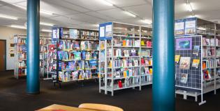 Bibliothèque des Bergières