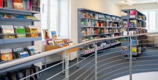 Bibliothèque de Jorat-Savigny