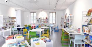 Bibliothèque de Nyon Prangin