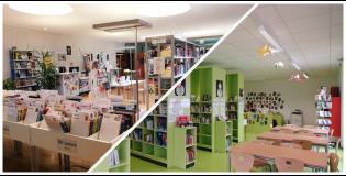 Bibliothèques scolaires de St-Prex et Yens